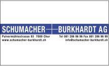 Logo Schuhmacher und Burkhard